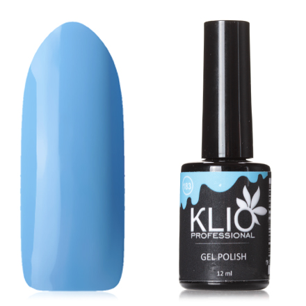 Klio Professional, Гель-лак №183 klio professional гель лак 242