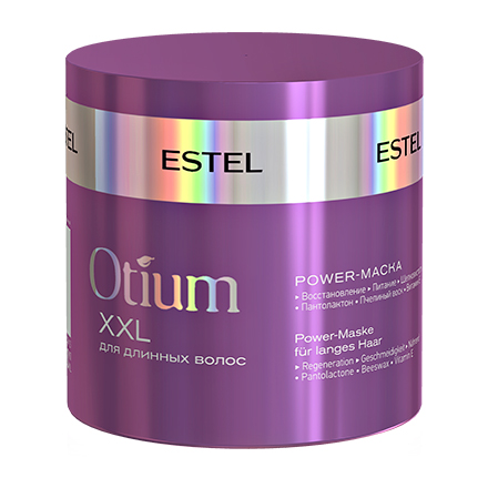 Estel, маска Otium Flow, для длинных волос, 300 мл