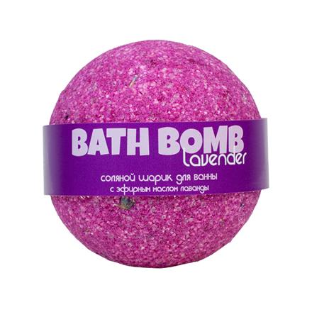 Купить Savonry, Бурлящий шарик для ванны Lavender, 100 г