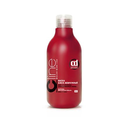 Constant Delight, Маска-блеск жемчужная, 200 млМаски для волос <br>Маска для натуральных и блондированных волос.