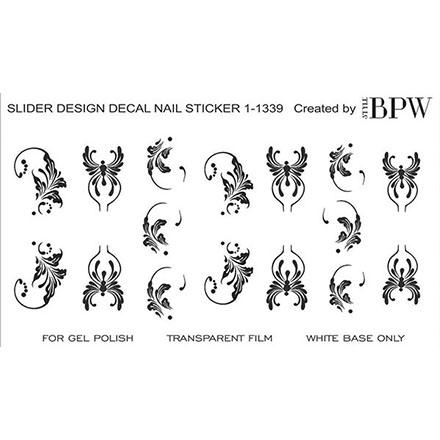 BPW.Style, Слайдер-дизайн «Вензеля» №1-1339