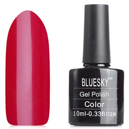Bluesky, Гель-лак Neon №18Bluesky Шеллак<br>Гель-лак (10 мл) ярко-малиновый, без блесток и перламутра, неоновый, полупрозрачный.<br><br>Цвет: Розовый<br>Объем мл: 10.00