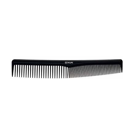 Купить Dewal, Расческа «Эконом», комбинированная, черная, 18 см