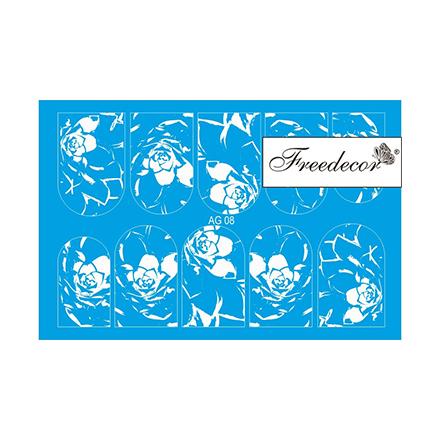 Freedecor, Слайдер-дизайн «Аэрография» №8 freedecor слайдер дизайн f18 01 золото