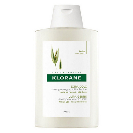 Купить Klorane, Шампунь для волос, с молочком овса, 100 мл