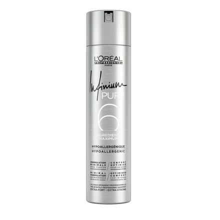 Loreal Professionnel, Лак для волос Infinium Pure Extra Strong, 75 мл