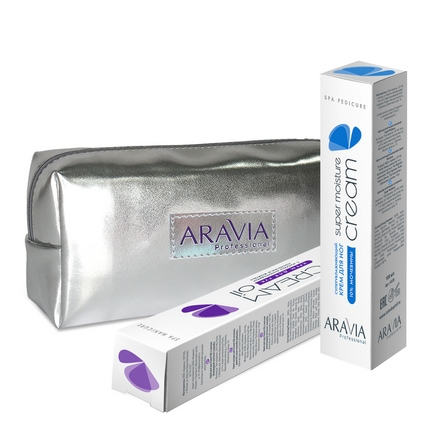 ARAVIA Professional, Набор для рук и ног «Интенсивное восстановление» -  Кремы и масла