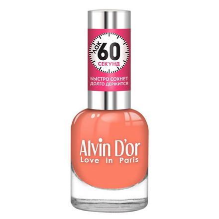 Купить Alvin D'or, Лак «60 секунд» №38, Коралловый