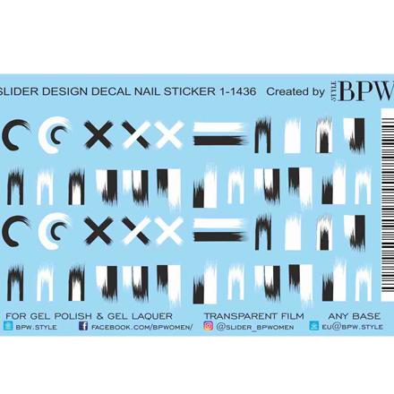 Купить BPW.Style, Слайдер-дизайн «Краски графика» №1-1436w