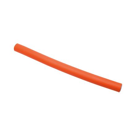 Купить Dewal, Бигуди-бумеранги, оранжевые, 18х240 мм