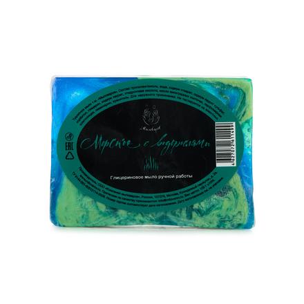 Купить Мыловаров, Мыло «Морское с водорослями», 100 г