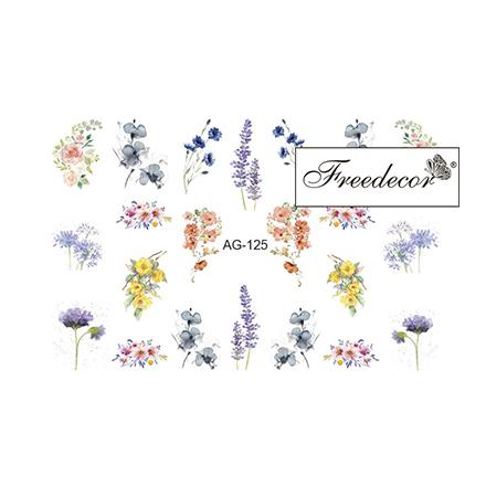 Купить Freedecor, Слайдер-дизайн «Аэрография» №125