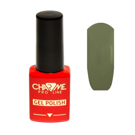 Купить CHARME Pro Line, Гель-лак № 366, Амулет, Зеленый