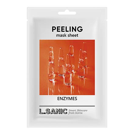 Купить L'Sanic, Маска для лица с энзимами, 25 мл