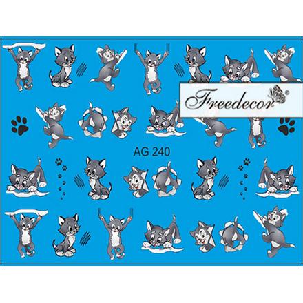 Freedecor, Слайдер-дизайн «Аэрография» №240  - Купить