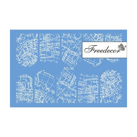 Freedecor, Слайдер-дизайн «Аэрография» №36 фото