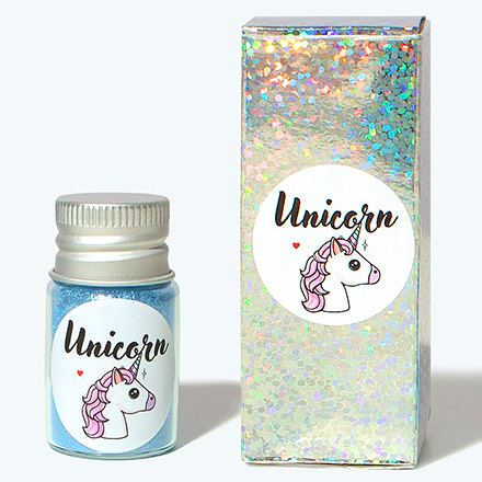 The Unicorn, Шиммер Blue Sky, 5 мл