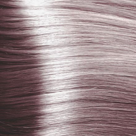 Kapous, Крем-краска для волос Hyaluronic 9.21, очень светлый блондин фиолетовый пепельный, 100 мл black sintesis colore creme крем краска для волос 6 52 темный блондин красно фиолетовый black