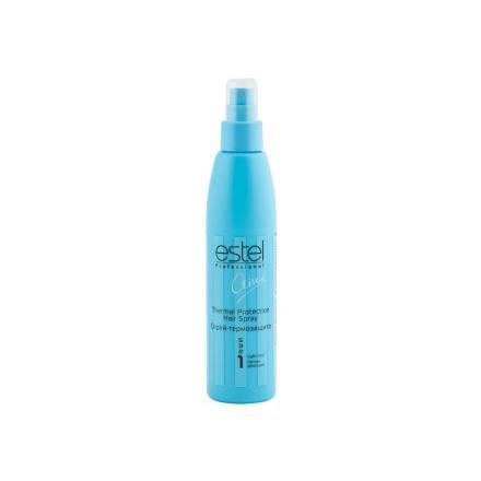 Estel, Спрей-термозащита Airex, легкая фиксация для волос, 200 мл