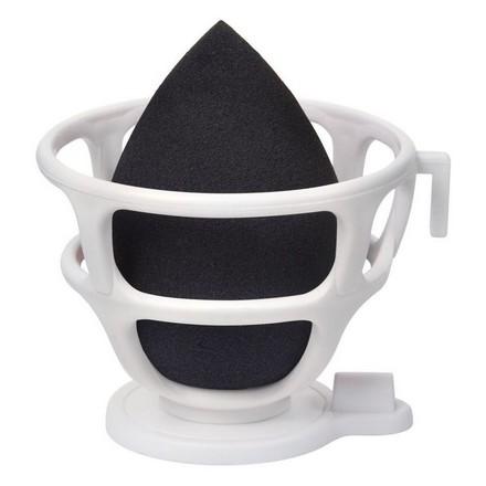Купить LIMONI, Спонж для макияжа Blender Makeup, с корзинкой, черный
