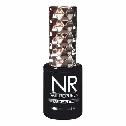 Купить Nail Republic, База Strong, 10 мл