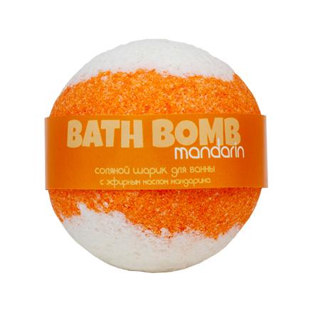 Купить Savonry, Бурлящий шарик для ванны Mandarin, 100 г