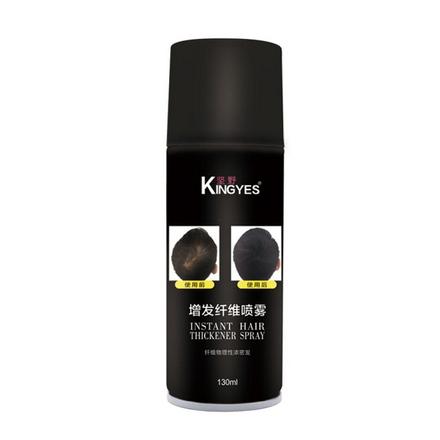 Kingyes, Загуститель для волос Black, 130 мл фото