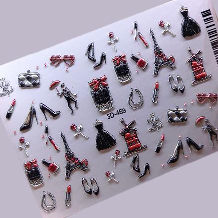 Купить Anna Tkacheva, 3D-слайдер №469