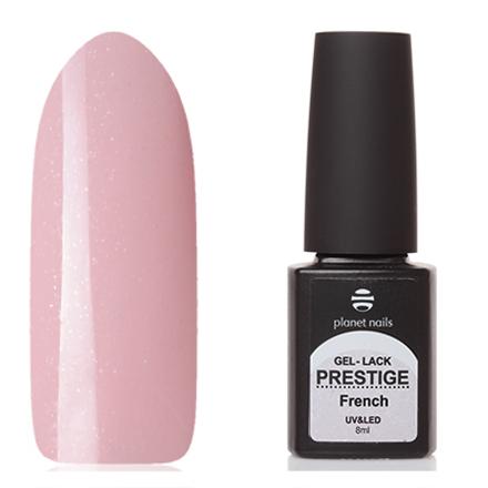 Купить Planet Nails, Гель-лак Prestige French №332, Натуральный
