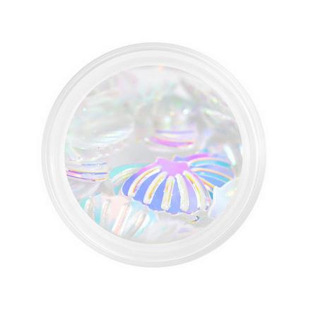 Купить Patrisa Nail, Камифубуки фигурные 3D «Ракушка» №К83