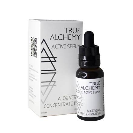 True Alchemy, Сыворотка для лица Aloe Vera Concentrate 13:1, 30 мл фото