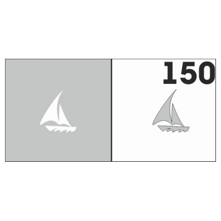 Airnails, Трафареты №150