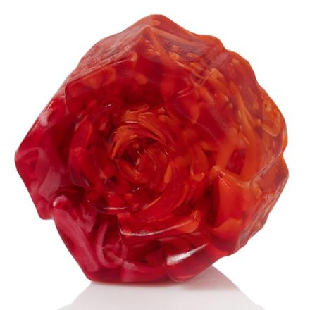 Купить Aroma Home & Spa Therapy, Мыло Passion Fruit, розочка, 100 г