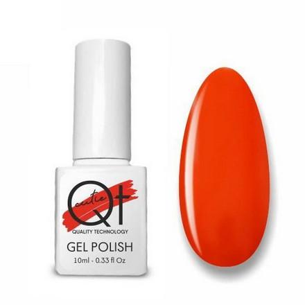 Купить QT, Гель-лак №103, Оранжевый