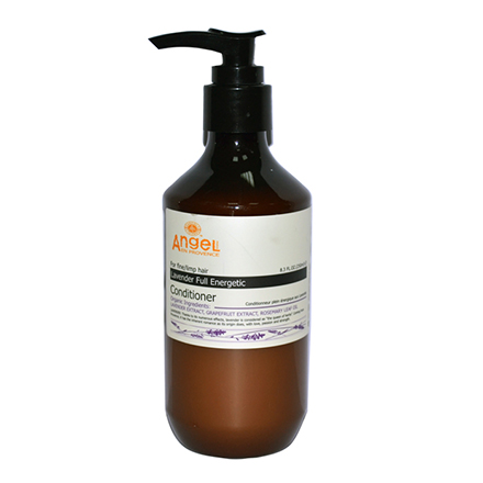 Angel Professional, Энергетический кондиционер для волос Provence, 400 мл