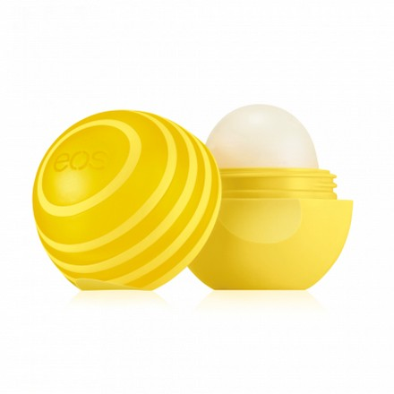 Eos, Бальзам для губ Active Protection Lemon Twist vichy бальзам для губ aqualia thermal 4 7 мл бальзам для губ aqualia thermal 4 7 мл 4 7 мл