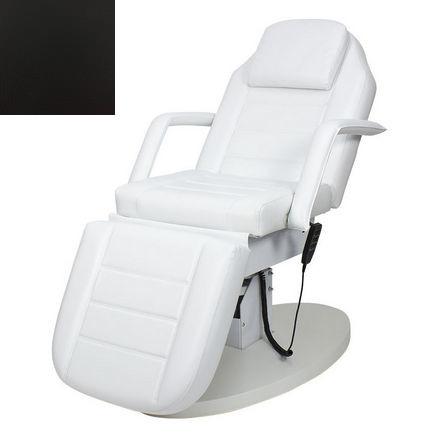 Мэдисон, Косметологическое кресло «Элегия-02», повышенной прочности, черное матовое  - Купить