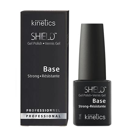 Kinetics, База Shield Strong, 11 млБазы для шеллака<br>Каучуковое базовое покрытие, база для гель-лака.