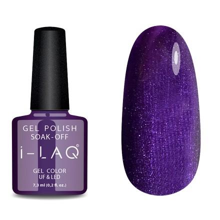 Купить I-LAQ, Гель-лак №187, Фиолетовый
