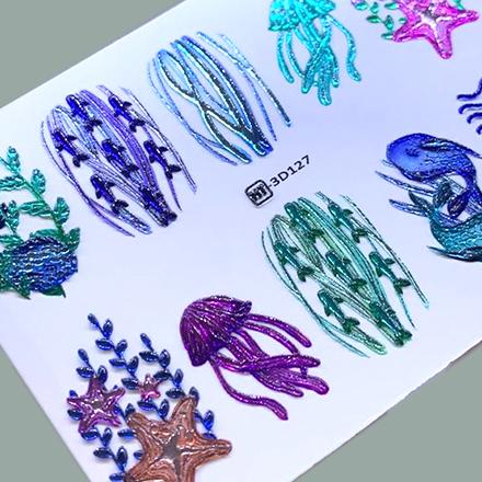Купить Anna Tkacheva, 3D-слайдер Crystal HT №127