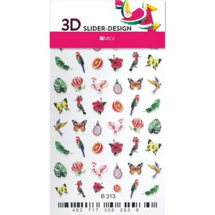 Купить Milv, 3D-слайдер B313