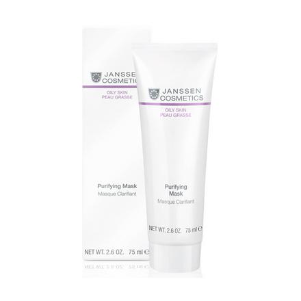 Купить Janssen Cosmetics, Себорегулирующая маска для лица, 75 мл