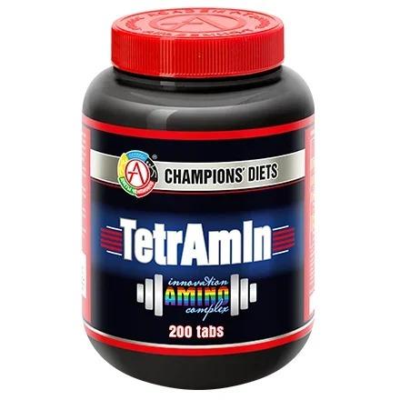 Академия-Т, Аминокислотный комплекс TetrAmin, 200 капсул академия т аминокислотный комплекс tetramin 200 капсул