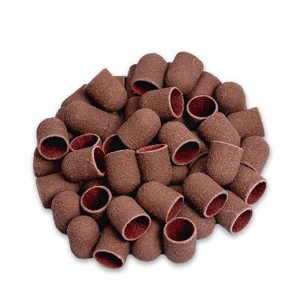 Muhle Manikure, Колпачок шлифовальный 13 мм, тонкий, 100 шт. muhle manikure колпачок шлифовальный 13 мм тонкий 100 шт