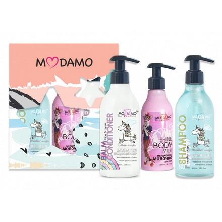 Купить MODAMO, Подарочный набор Shine Beauty Box