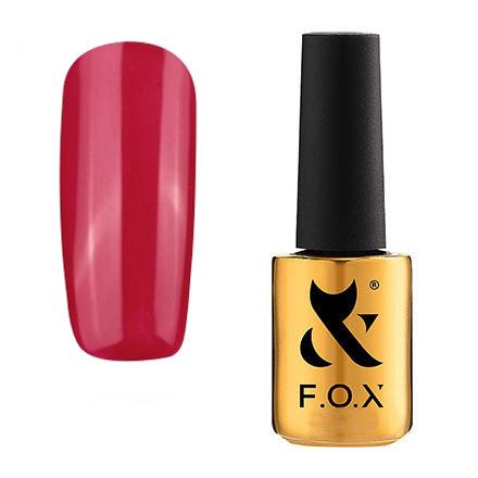 Купить FOX, Гель-лак Pigment №077, F.O.X, Розовый