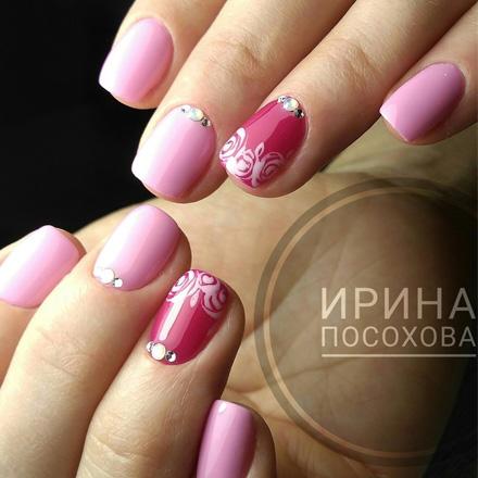 TNL, Гель-лак №256, Сладкое бордо tnl гель лак glitter 05 мятный