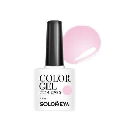 Купить Solomeya, Гель-лак №113, Pinkish silk, Розовый