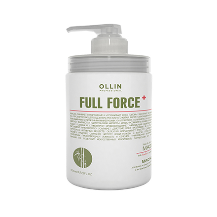 Купить OLLIN, Маска Full Force, 650 мл, Ollin Professional