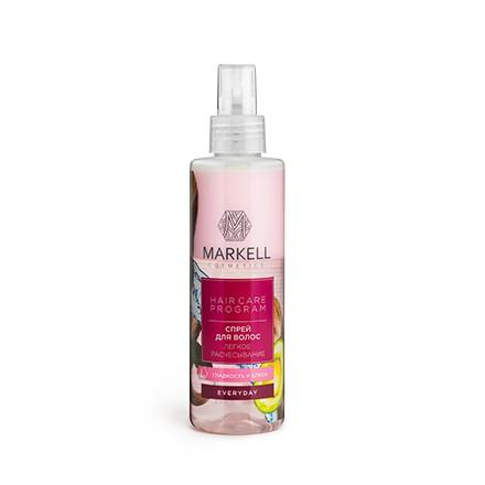 Купить Markell, Спрей для волос Everyday «Легкое расчесывание», 200 мл